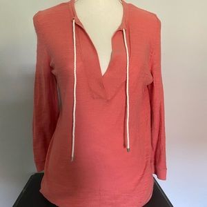 The Loft pullover v neck size S